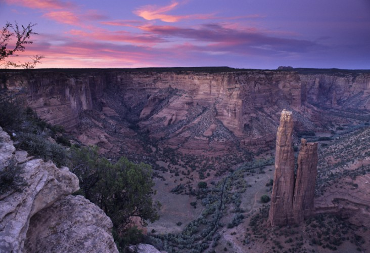 Canyon De Chelley, Arizona, U.S.A.
