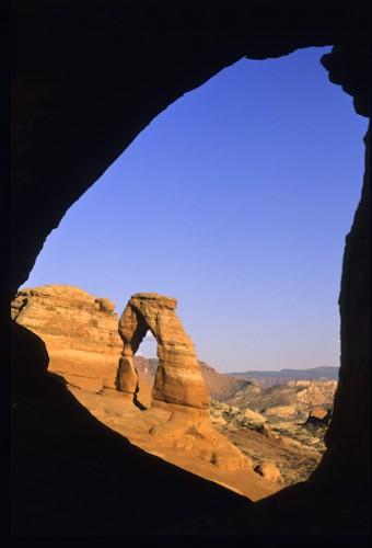 Delicate Arch, Arches N.P., Utah, U.S.A.