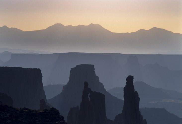 Island in the sky, Canyonlands, Utah, U.S.A