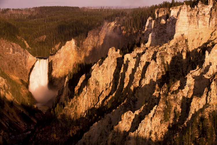 Lower Falls, Yellowstone N.P.