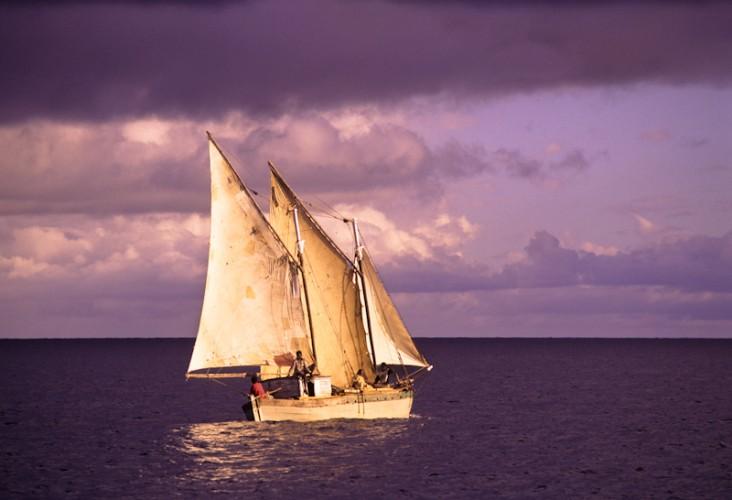 Madagascar's Sailors - Mozambique Channel, Indian Ocean