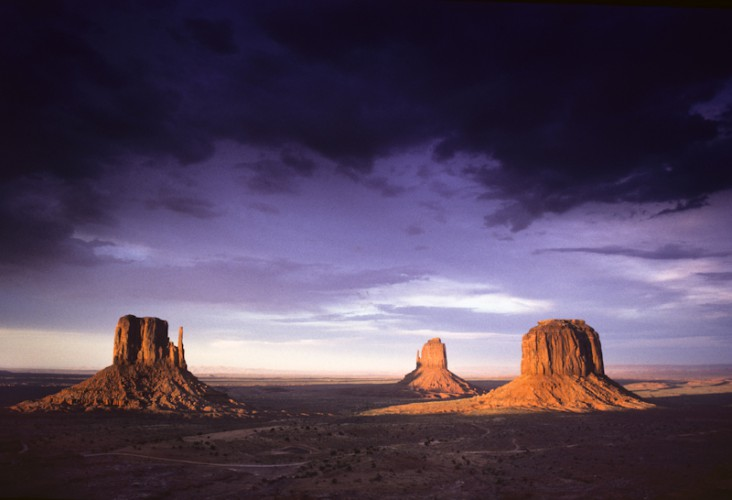 Monument Valley Arizona, U.S.A.