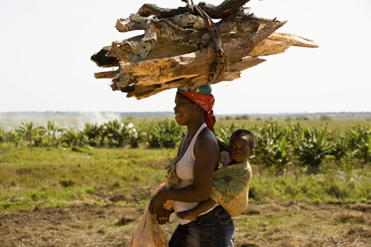Mozambican Mother