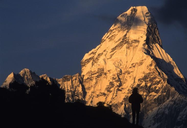 Mt Ama-Dablam, Nepal