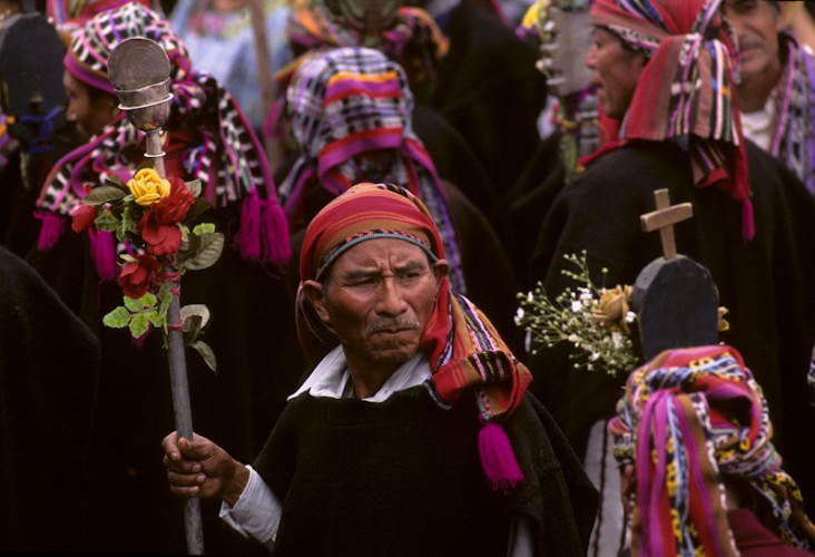 Pilgrims - Lake Atitlan, Guatemala
