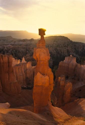 Thor's Hammer, Bryce Canyon,Utah,U.S.A.