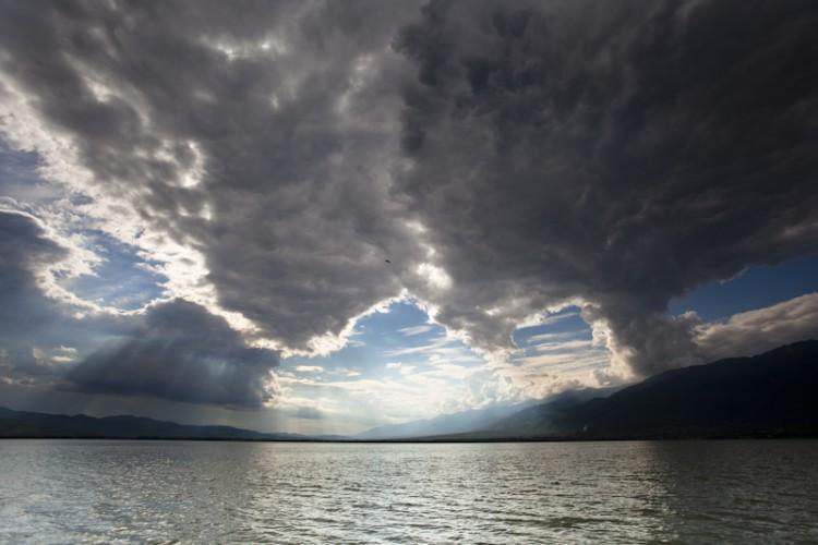 After the Storm, Lake Kerkini, Greece