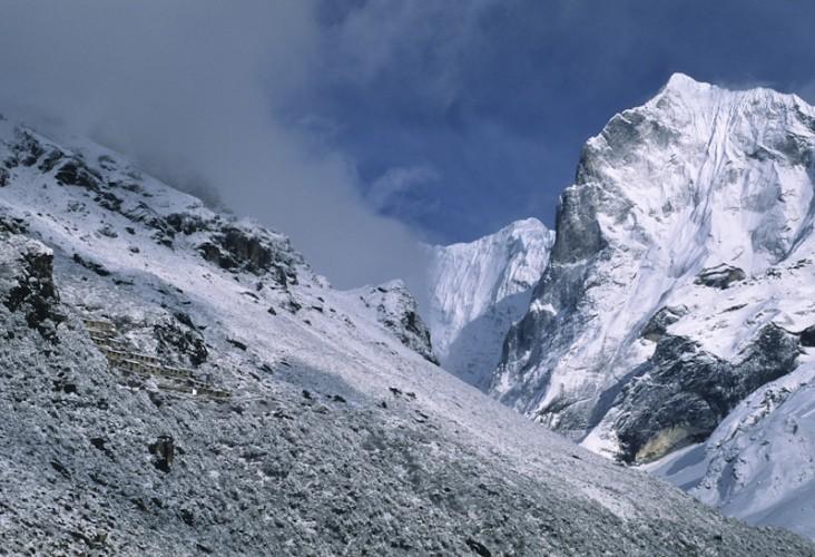 Thame Monastery, Khumbu Valley, Himalaya, Nepal