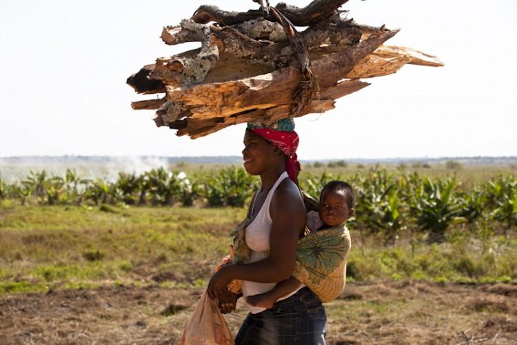 Mozambican Mother, Xai-Xai, Mozambico