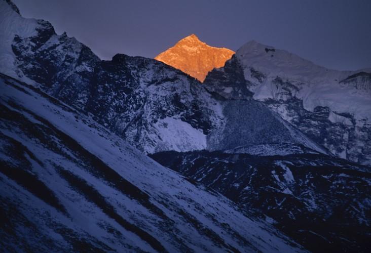 Mt. Makalu, Himalaya, Nepal