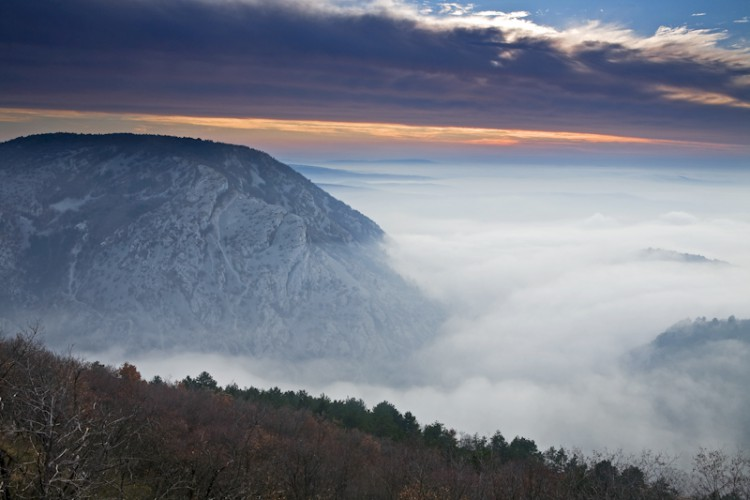 Mt. Carso, Carso, Trieste, Italy