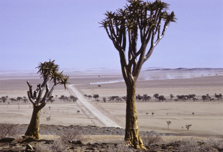 Namibian Road, Namibia, Southern Africa