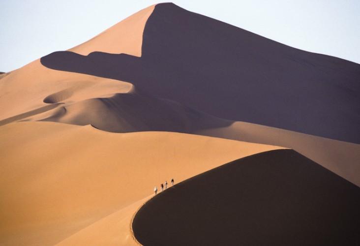Sossuvlei Dunes, Namib Desert, Namibia