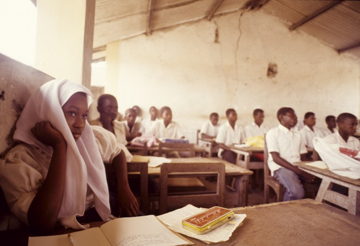 Zanzibar's School, zanzibar, Indian Ocean