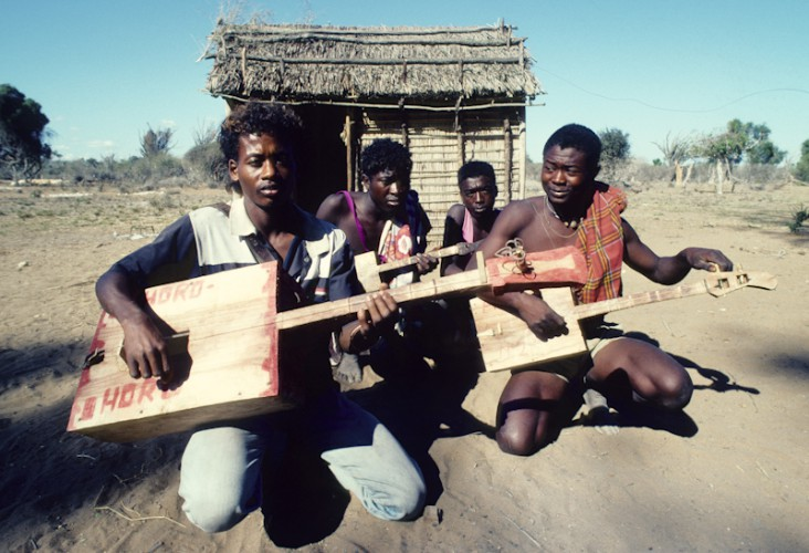 Rock-Band, Tulear, Madagascar