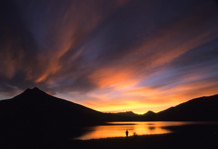 Canal de Beagle, Tierra del Fuego, Argentina