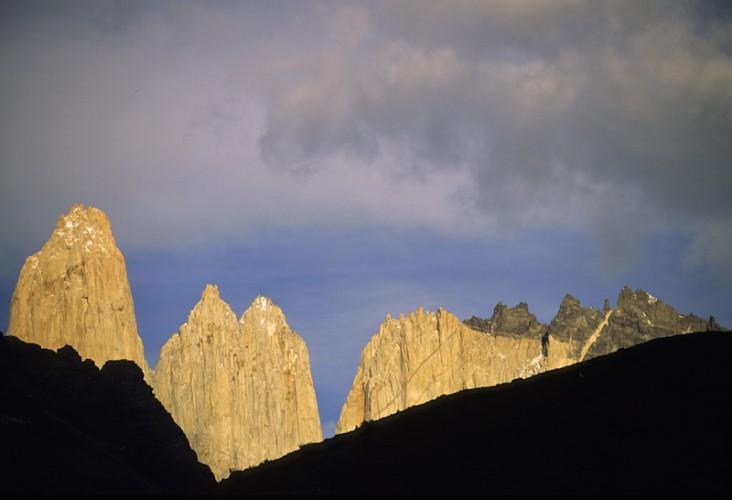 Cuernos del Paine, Torres Del Paine N.P., Patagonia, Chile