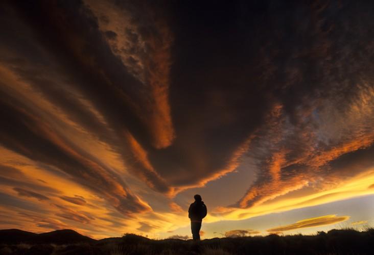 Patagonian Sky, Patagonia, Argentina