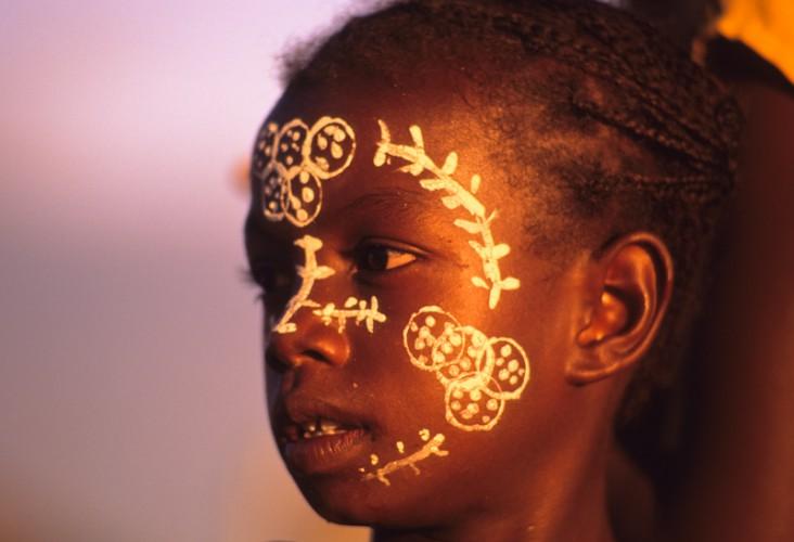 Ritual Paintings, Nosy Be, Madagascar