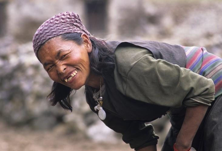 Sherpani, Khumbu Valley, Nepal