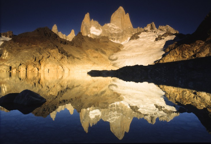 Still Waters, Mt. Fitz-Roy,Patagonia, Argentina