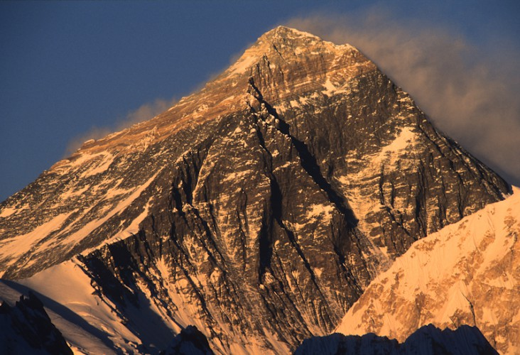 The Big One, Mt. Everest, Himalaya, Nepal