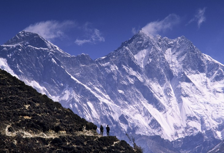 The Great Wall, The South Face of mt.Lhotse, Himalaya Nepal