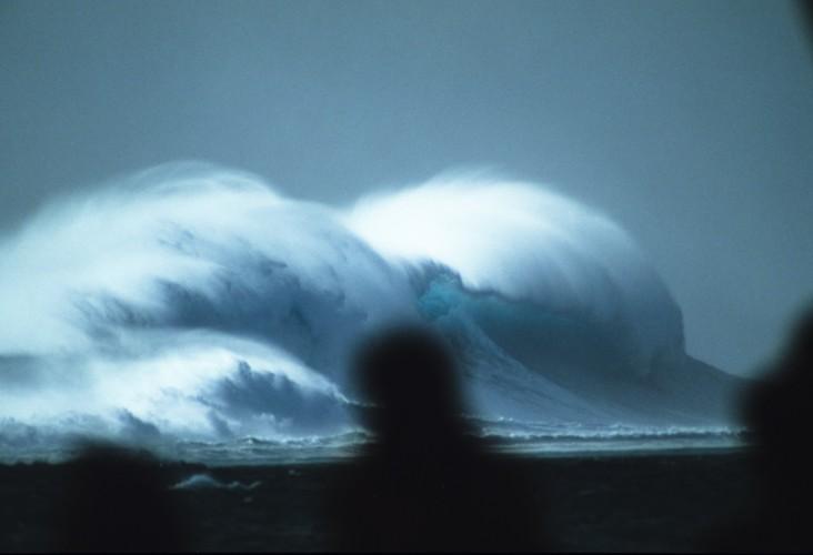 The Big Wave, Mauritius Island, Indian Ocean