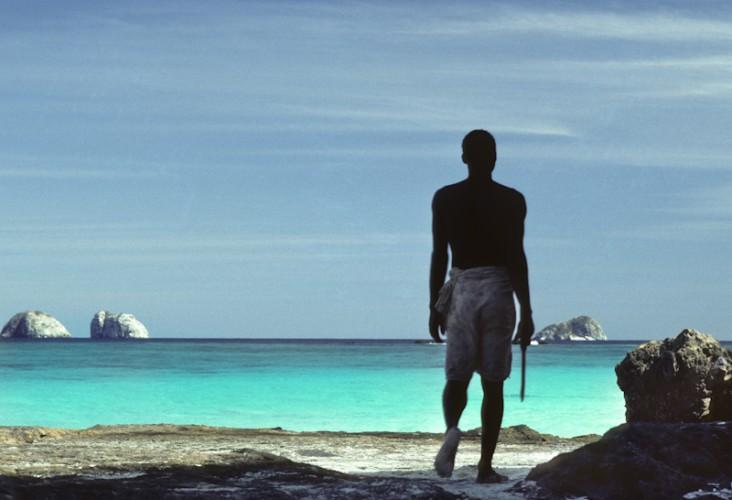Vezo Fisherman, Mitsio Islands, Madagascar, Indian ocean