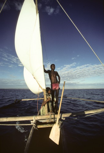 Vezo Fishermans, Tulear, Madagascar