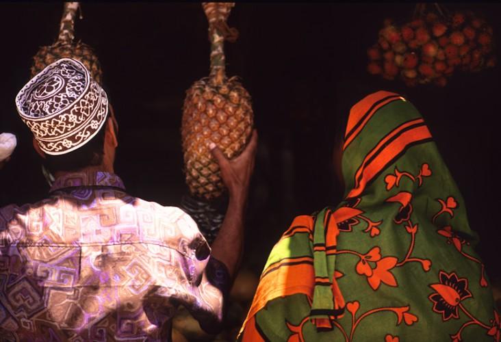 Zanzibar 's Market, Zanzibar, Indian Ocean