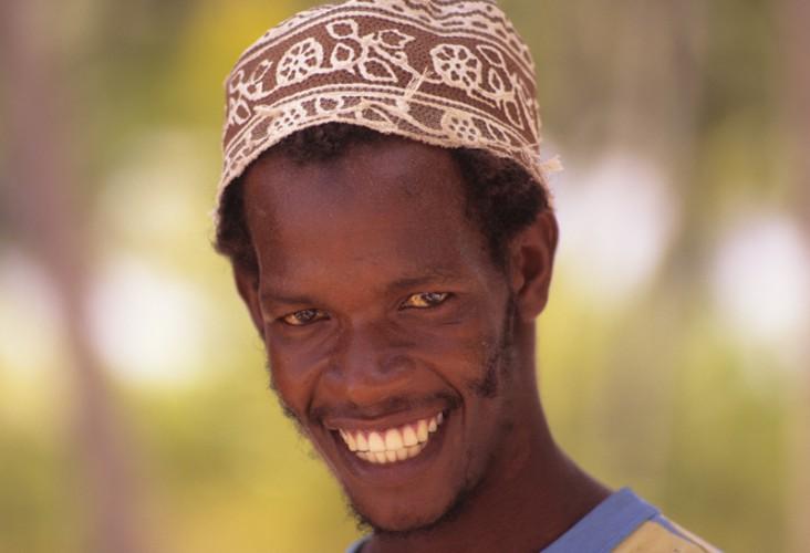 Zanzibar's smile, Zanzibar, Indian Ocean