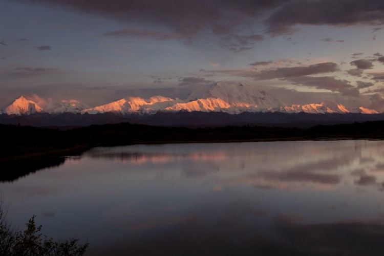 Mt. McKinley-Denali N.p.-Alaska