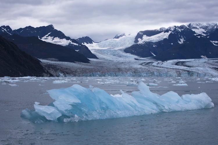 Columbia Glacier-Kenai Peninsula-Alaska