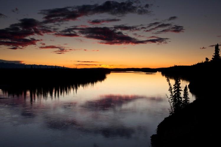 Tanana River-Tok-Alaskan interior